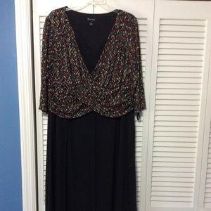 Ladies Plus Size Dress